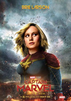 Captain Marvel 2019 Fritzwiki
