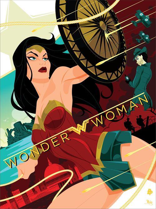 Wonder Woman by Mike Mahle.jpg