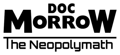 Doc Morrow- The Neopolymath (title).png