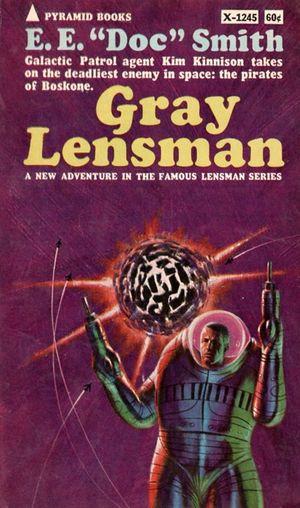 Gray Lensman - FritzWiki
